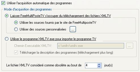 FICHIER XMLTV TÉLÉCHARGER
